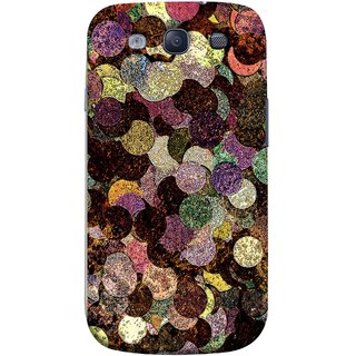 FUSON Designer Back Case Cover for Samsung Galaxy S3 Neo I9300I :: Samsung I9300I Galaxy S3 Neo :: Samsung Galaxy S Iii Neo+ I9300I :: Samsung Galaxy S3 Neo Plus (Coins Pennies Money Currency Cash Finance Banking)