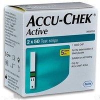 Accu-Check Active 100 Test Strips
