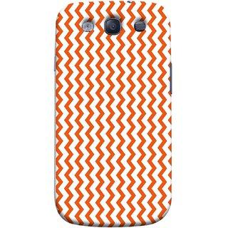 FUSON Designer Back Case Cover for Samsung Galaxy S3 Neo I9300I :: Samsung I9300I Galaxy S3 Neo :: Samsung Galaxy S Iii Neo+ I9300I :: Samsung Galaxy S3 Neo Plus (Red Glittering Foil Seamless Pattern Background)