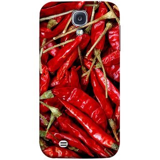 FUSON Designer Back Case Cover for Samsung Galaxy S4 I9500 :: Samsung I9500 Galaxy S4 :: Samsung I9505 Galaxy S4 :: Samsung Galaxy S4 Value Edition I9515 I9505G (India Business Hot Sauces Farm Fresh Pickles Kitchen)
