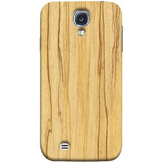 FUSON Designer Back Case Cover for Samsung Galaxy S4 Mini I9195I :: Samsung I9190 Galaxy S4 Mini :: Samsung I9190 Galaxy S Iv Mini :: Samsung I9190 Galaxy S4 Mini Duos :: Samsung Galaxy S4 Mini Plus (Plywood Good Quality Best Mobile Back Cover )
