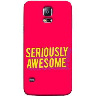 FUSON Designer Back Case Cover for Samsung Galaxy S5 Mini :: Samsung Galaxy S5 Mini Duos :: Samsung Galaxy S5 Mini Duos G80 0H/Ds :: Samsung Galaxy S5 Mini G800F G800A G800Hq G800H G800M G800R4 G800Y (Take Your Dreams Seriously Very Beautiful Best )