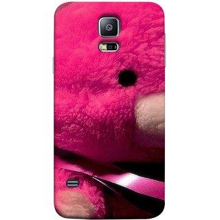 FUSON Designer Back Case Cover for Samsung Galaxy S5 Mini :: Samsung Galaxy S5 Mini Duos :: Samsung Galaxy S5 Mini Duos G80 0H/Ds :: Samsung Galaxy S5 Mini G800F G800A G800Hq G800H G800M G800R4 G800Y (Best Gift For Valentine Friends Lovers Couples Baby Pi