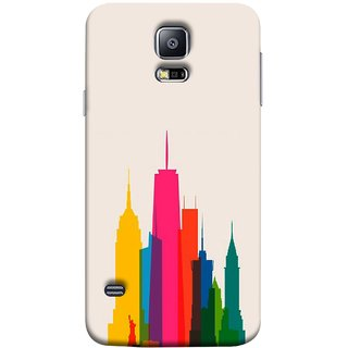 FUSON Designer Back Case Cover for Samsung Galaxy S5 Neo :: Samsung Galaxy S5 Neo G903F :: Samsung Galaxy S5 Neo G903W (Designs Have Emerged From Different Parts Of The World)
