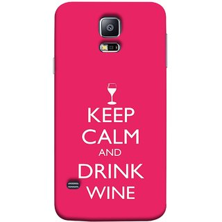 FUSON Designer Back Case Cover for Samsung Galaxy S5 Neo :: Samsung Galaxy S5 Neo G903F :: Samsung Galaxy S5 Neo G903W (Vodka Alcohol Wiskey Musical Enjoy Party Good To Others)