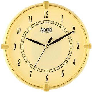 Ajanta Ivory Wall Clock 411iv