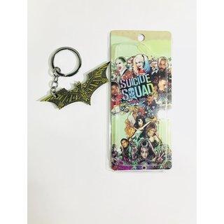 batman suicide squad version key chain