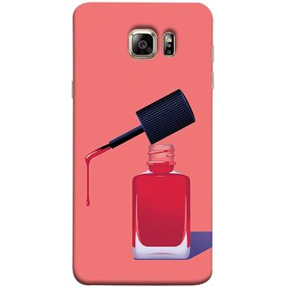 FUSON Designer Back Case Cover for Samsung Galaxy S6 G920I :: Samsung Galaxy S6 G9200 G9208 G9208/Ss G9209 G920A G920F G920Fd G920S G920T (Beautiful Cute Nice Couples Pink Design Paper Girly)