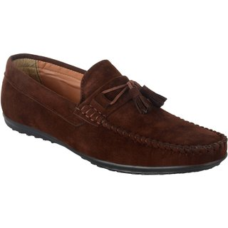 Stylish And Trendy Suede Loafer 1810