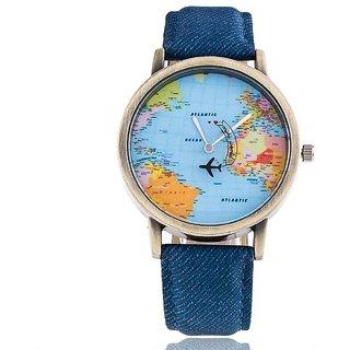 TRUE CHOICE NEW 2018 FASHION blue man analog watch 6 month watch