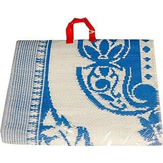 Shahji Creation sarika Premium Plastic Medium Floor Mat Plastic Mat 4X6 FT