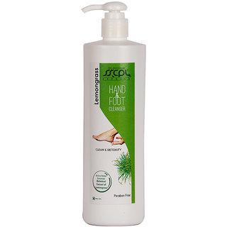 SSCPL Herbals Lemongrass Hand Foot Cleanser 200 ml