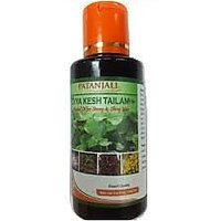 Baba Ramdev -Divya Kesh Taila (Ayurvedic Hair Oil For Hair Loss And Headache)