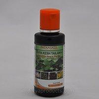Divya Kesh Tail (Ayurvedic Herbal Hair Oil For Hair Loss, Dandruff And Headache)