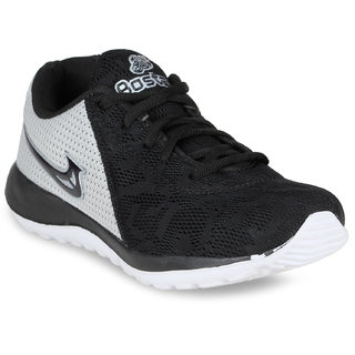 Bostan Black and Grey Sports Shoes