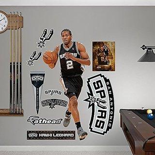 NBA Kawhi Leonard RealBig Fathead Wall Graphic