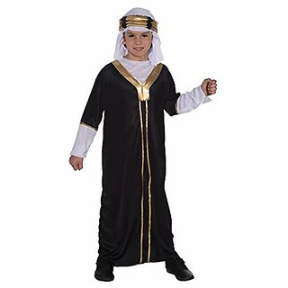 Forum Novelties Arabian Sultan Childs Costume, Medium