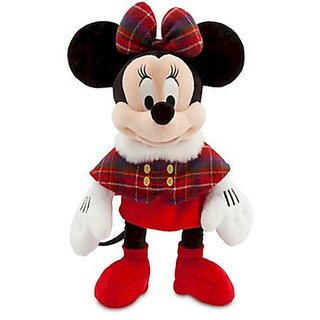 Disney Minnie Mouse Plush - Holiday - 17