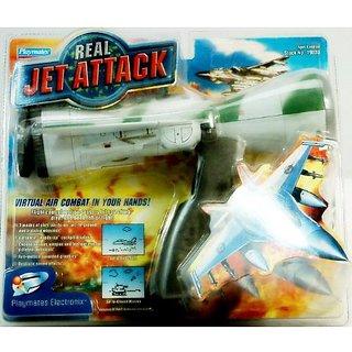 Real Jet Attack Virtual Air Combat Handheld Game