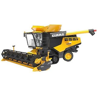 Bruder Claas Lexion 780 Combine Harvester Yellow