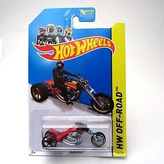 Blastous 14 Hot Wheels 128/250 (Red) Vehicle