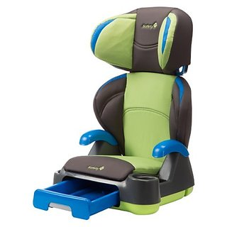 Safety 1st Store N Go with Back Booster Car Seat, Adventure