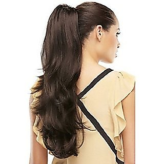 Buy D DIVINE Step Cutting Natural Brown Hair Extension For Women and Girls  Online - Get 64% Off cb4ade565e