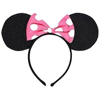 Minnie Mouse Deluxe Mouse Ears Headband-1 Piece