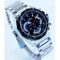 Eagal Time Branded Watch In Metal Strap Analog Watch Wi