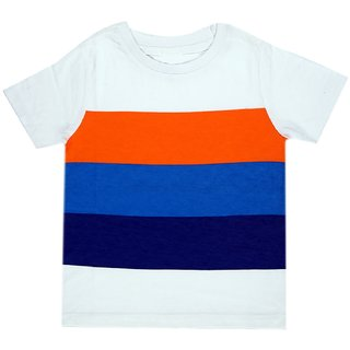 Fingers Kids Toddlers Cotton T Shirt (Multicolor)