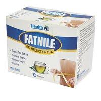 Healthvit Fatnile Fat Reduction Tea Garcinia, Green Tea