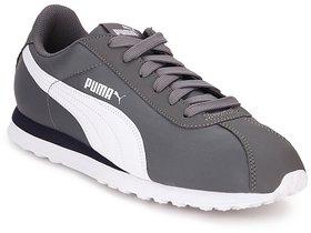 Puma Puma Turin NL Steel Gray-Puma Men's Canvas