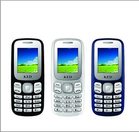 KED 312 (Dual Sim,  1.8 Inch Display, 1050 Mah Battery,