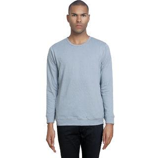 PAUSE Men's Aqua Hooded Sweatshirt