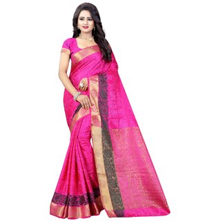 BHAVNA CREATION'S brand new collection of designer sarees with blouse piece