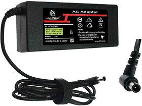 Laptrust  AC Adapters Charger For Sony Vaio PCG-FR Series PCG-FR100, PCG-FR102, PCG-FR105, PCG-FR130  4.74A_240V_1.8A_Sony 90W Supply Charger