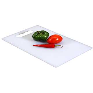 Kitchen Idol Chopping Board White