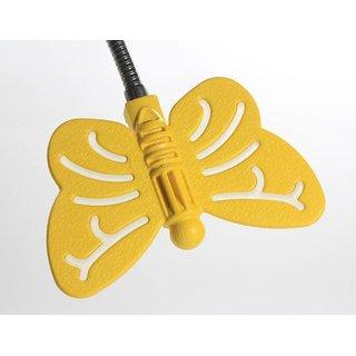 Renata LED Desk Light - Flyte -Touch Dimer - Cool White Light-Yellow