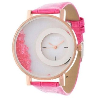ladies watches leather belt