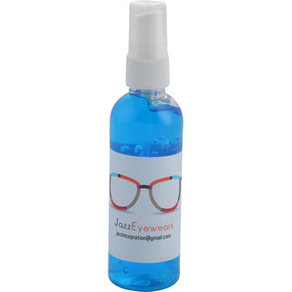 GLASS CR ARC ANTI REFLECTION COATING Spectacles Mobile and Laptop Organic Cleaning  CLEANSER Gel 100 ml 1PCS