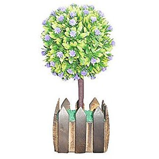 Sky Trends Artificial Flower Pot For Home Decoration Style Cod003