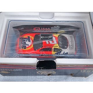 Ricky Rudd #10 Car Tide 1999 Ford Taurus Die Cast Metal 1:24 Scale Model By Action Racing