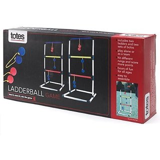 Ladderball Game Includes 2 Ladders By Totes