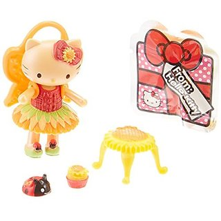 Hello Kitty Sun-Kissed Mini Doll, Sunflower