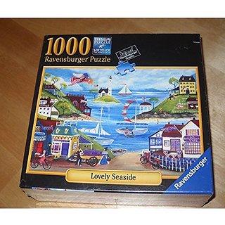 Original Ravensburger Quality Puzzle Lovely Seaside No. 80976