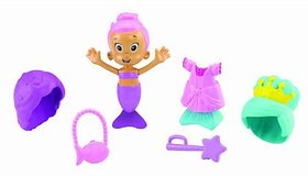 Fisher-Price Bubble Guppies Snap And Dress Princess Set