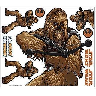 FanWraps Star Wars Chewbacca Vehicle Graphics Kit, Medium