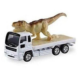 Dinosaur Carrier - Takara Tomy Tomica Die-cast Car Collection No. 030