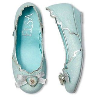 Disney Frozen Elsa Slippers