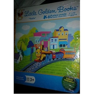 Little Golden Books 60 Piece Puzzle - Tootle